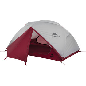 MSR Elixir 2 V2 Tent, gray/red